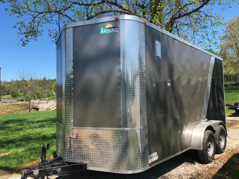 2018 Arising 714VTRP Enclosed Cargo Trailer