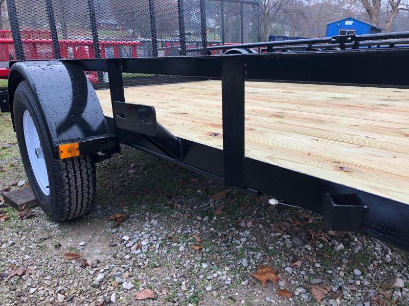 2020 Currahee L610 Utility Trailer