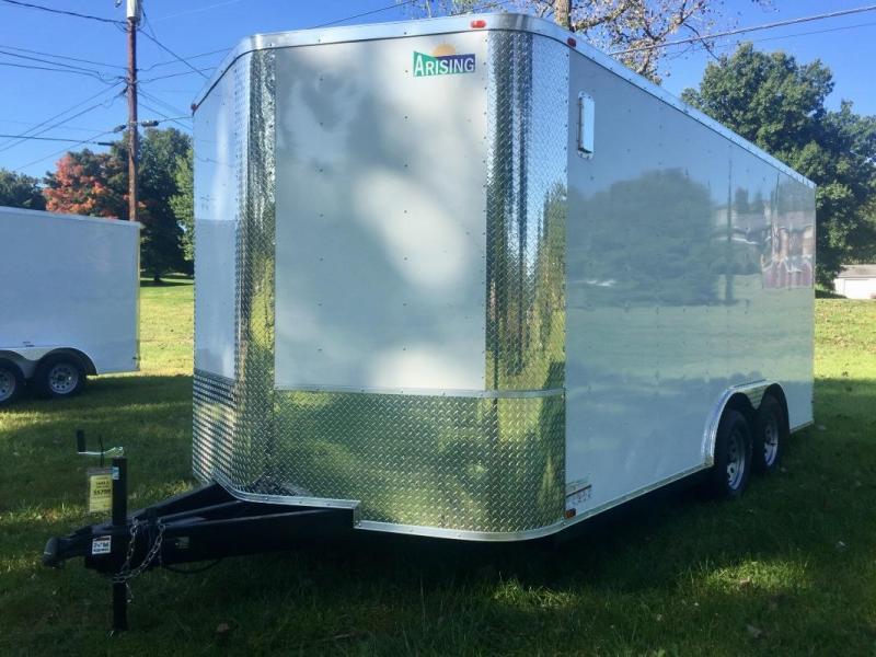 2019 Arising 8.516VTRW Enclosed Cargo Trailer