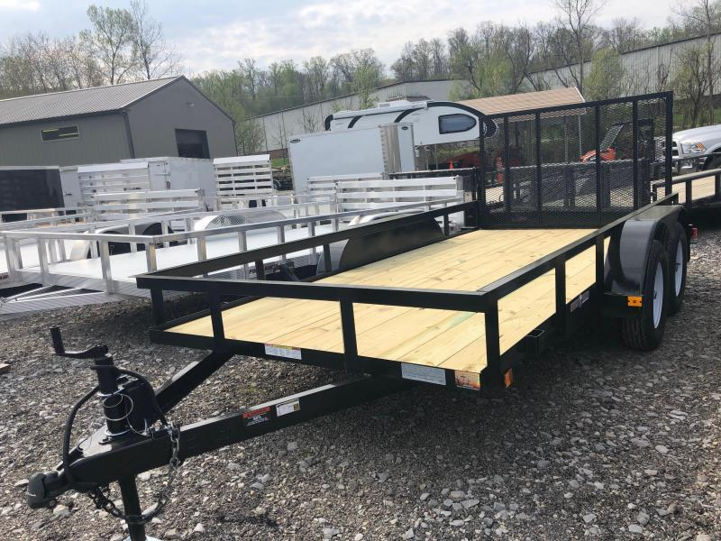 2020 Currahee LD614 Utility Trailer