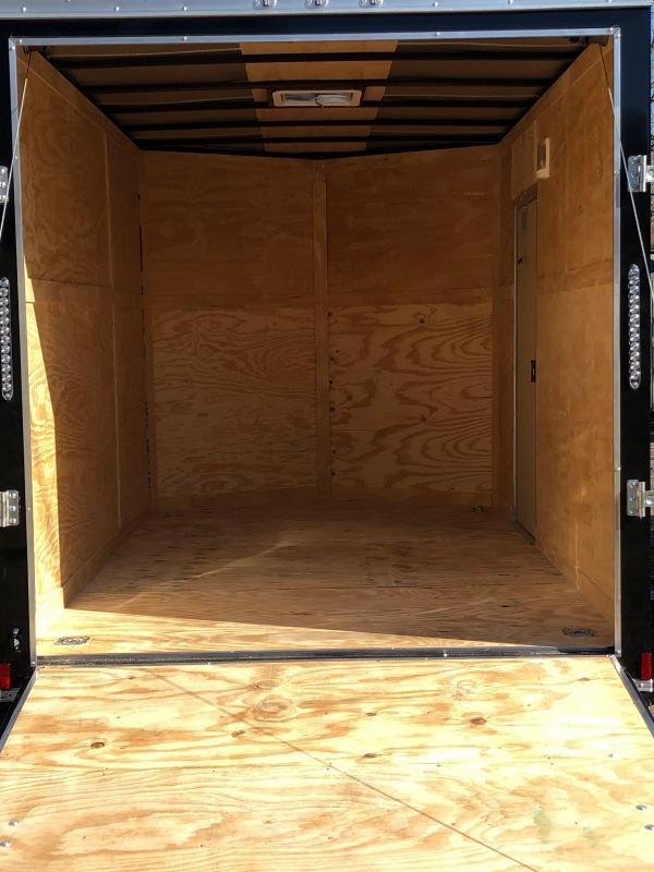 2019 Anvil AT7X12SA Enclosed Cargo Trailer w/ 7' Interior Height