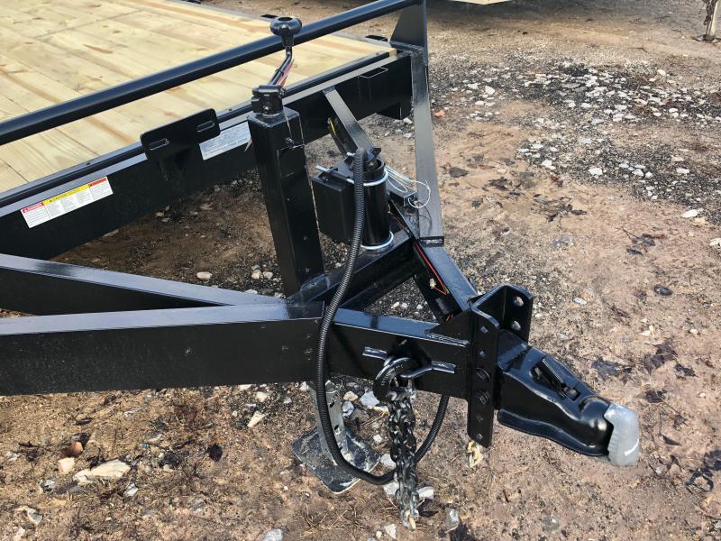 2020 Currahee E720.10KD Equipment Trailer