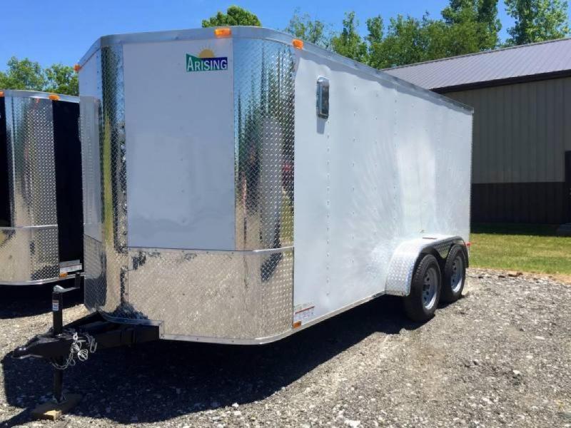 2019 Arising 714VTRW Enclosed Cargo Trailer
