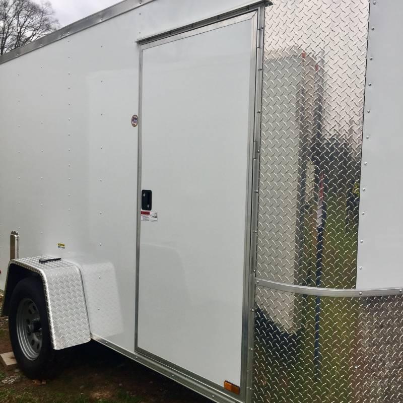 2019 Arising 610VSRW Enclosed Cargo Trailer