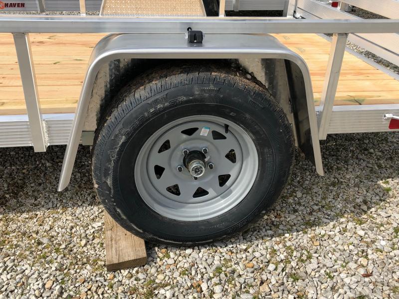 2019 Sport Haven AUT610 Aluminum Utility Trailer