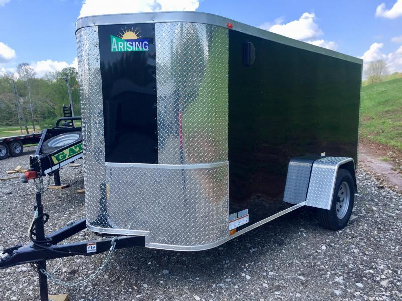 2019 Arising 510VSRB Enclosed Cargo Trailer