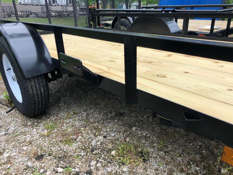 2020 Currahee L510 Utility Trailer