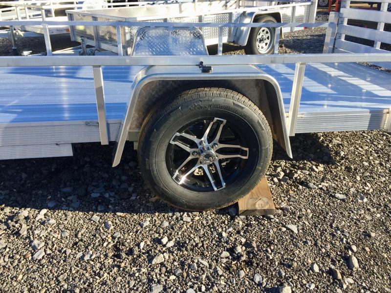 2019 Sport Haven AUT614D Aluminum Utility Trailer