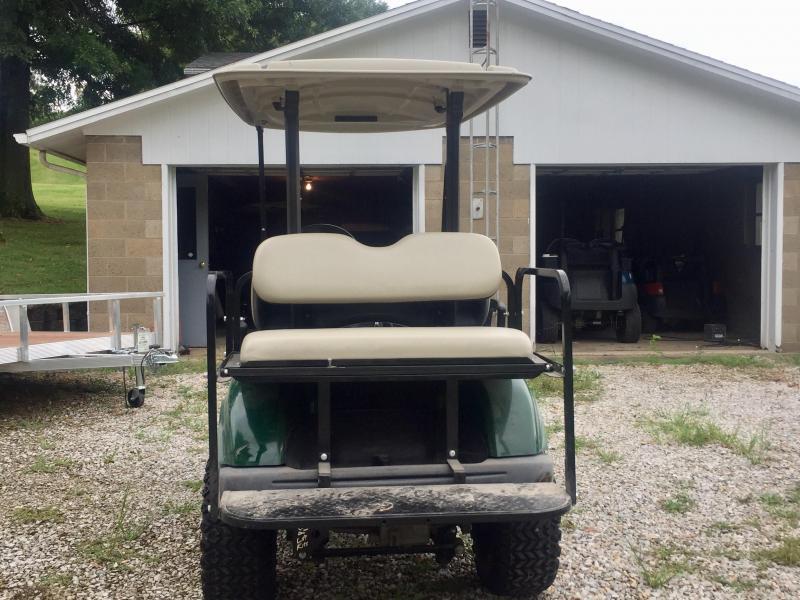 2012 Yamaha Drive GAS Golf Cart | Mountaineer Trailer Sales ... on golf players, golf games, golf hitting nets, golf words, golf handicap, golf tools, golf card, golf girls, golf buggy, golf machine, golf trolley, golf cartoons, golf accessories,