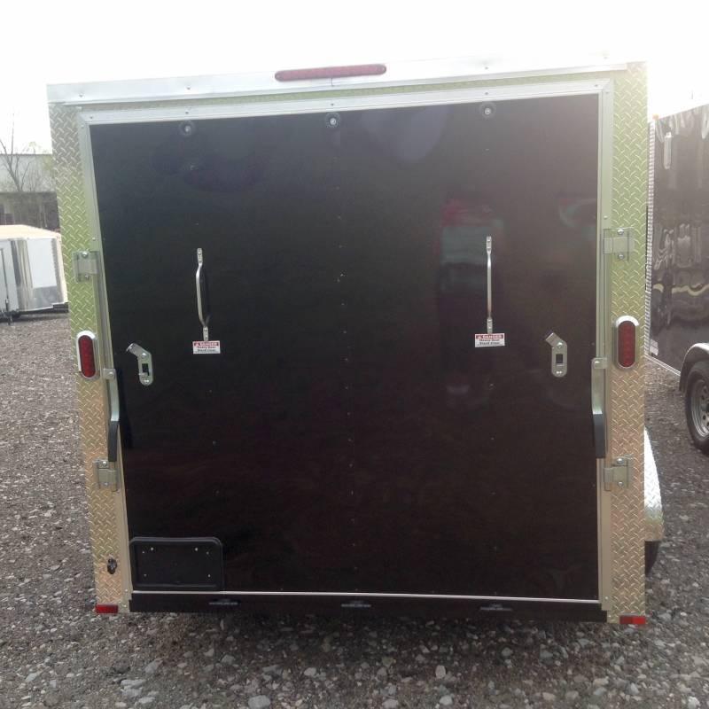 2020 Arising 714VTRB Enclosed Cargo Trailer