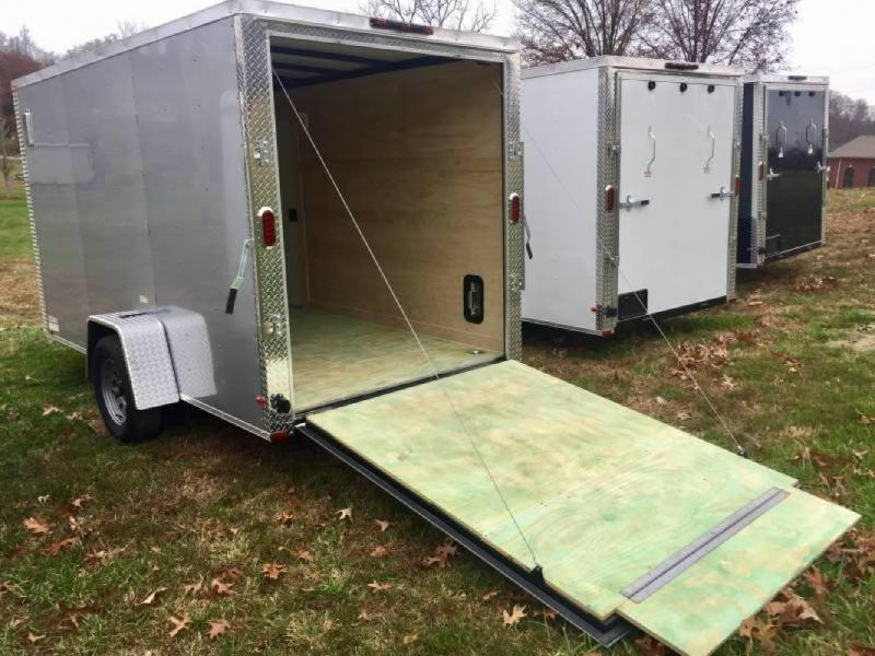 2020 Arising 612VSRSM Enclosed Cargo Trailer