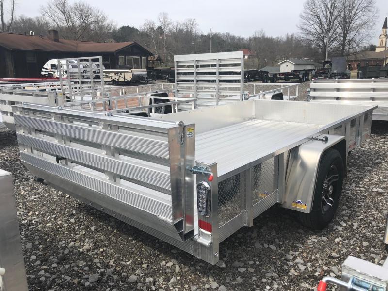 2019 Sport Haven AUT612DS-F Utility Trailer