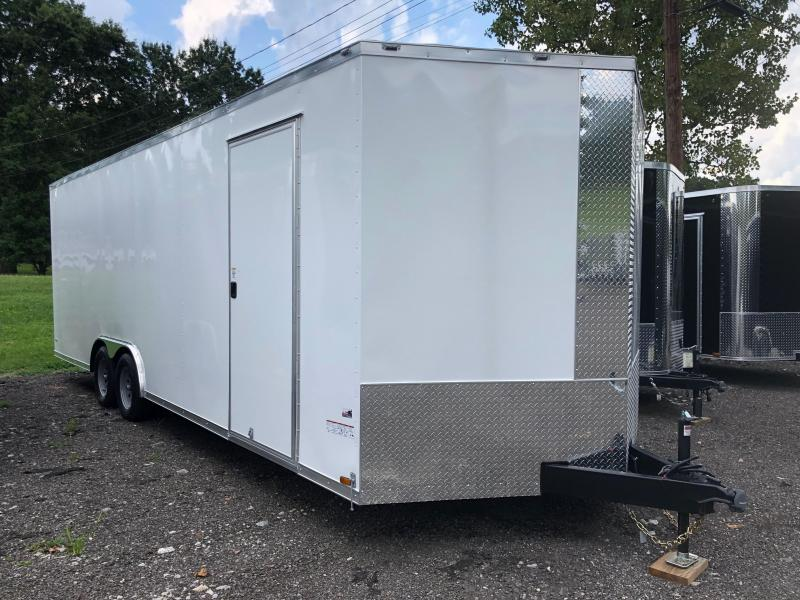 2020 Anvil AT8.5X24TA2 Enclosed Cargo Trailer