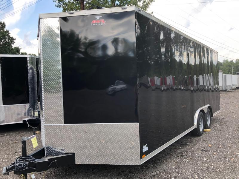2020 Anvil AT85X20TA2 Enclosed Cargo Trailer