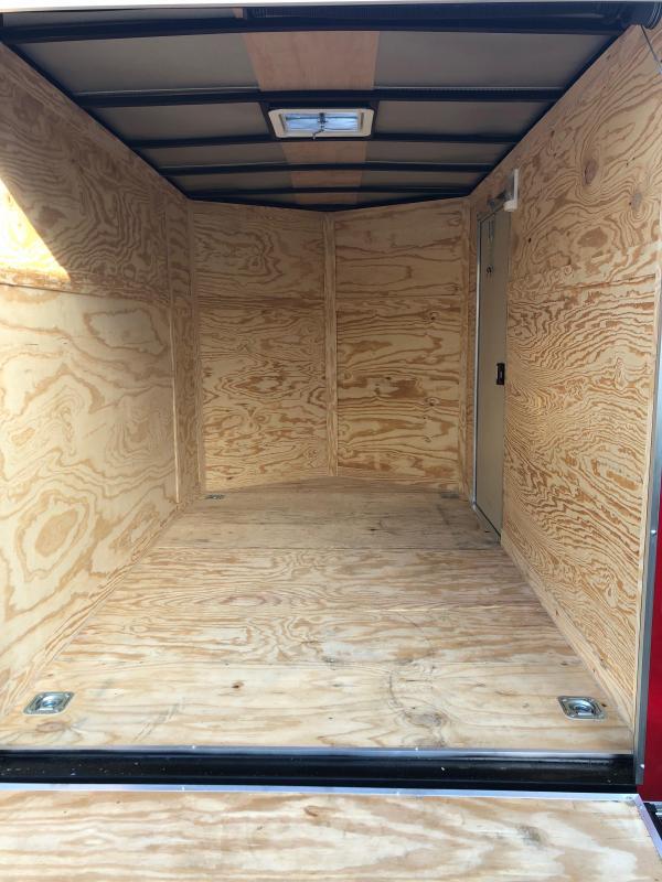2019 Anvil AT6X10SA Enclosed Cargo Trailer