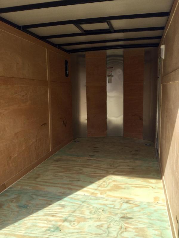 2018 Arising 612VSRW Enclosed Cargo Trailer