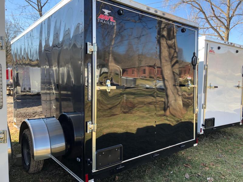 2019 Anvil AT7X12SA Enclosed Cargo Trailer