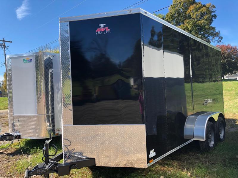 2019 Anvil AT7X14TA2 Enclosed Cargo Trailer W/ 7' Interior Height
