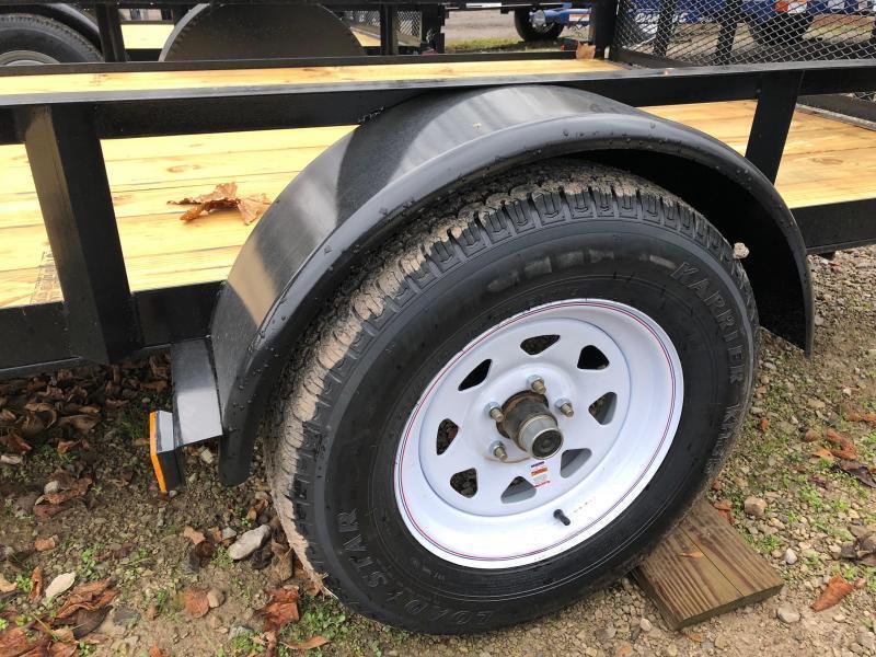 2020 Currahee L612 Utility Trailer