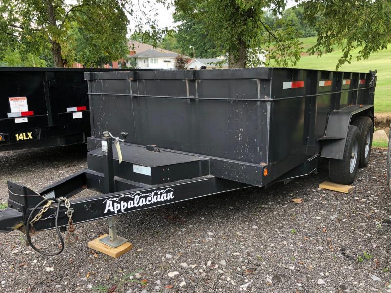 2011 Appalachian FXALP-5.2K-12CG Dump Trailer