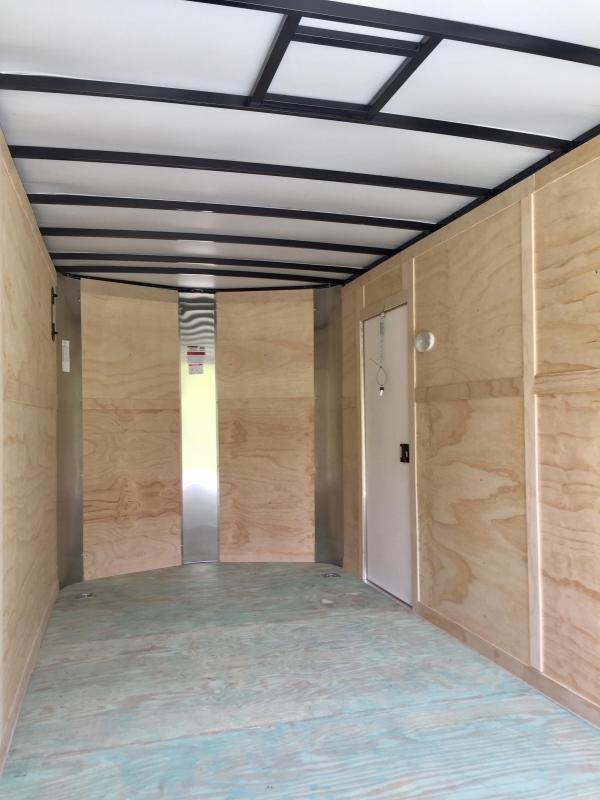 2019 Arising 716VTRB Enclosed Cargo Trailer With 7' Interior Height
