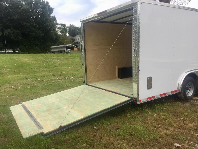 2019 Arising 8.520VTRW Enclosed Cargo Trailer