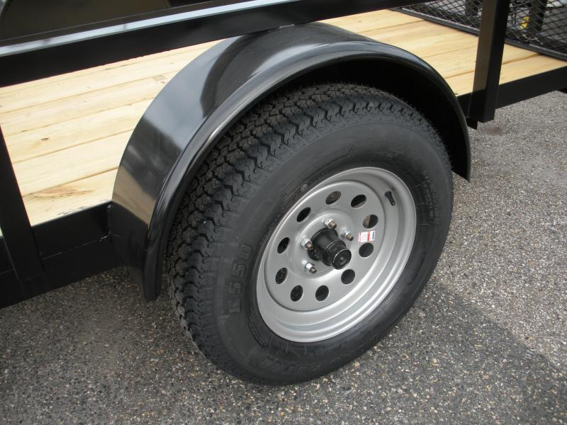 2019 Down 2 Earth Trailers 5X8 Utility Trailer