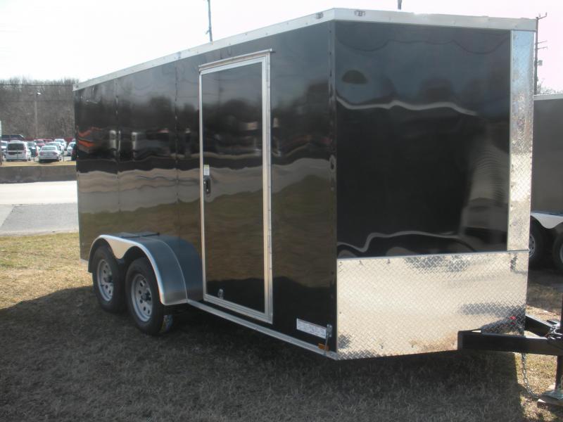 2019 Anvil 7' X 14'  Enclosed Cargo Trailer in Ashburn, VA