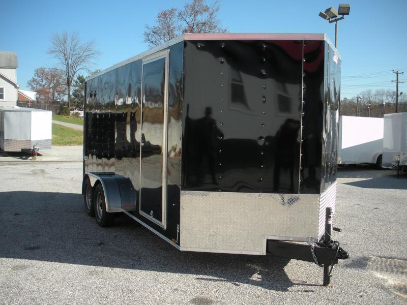 2019 Pace American Journey 7' X 16' Enclosed Cargo Trailer