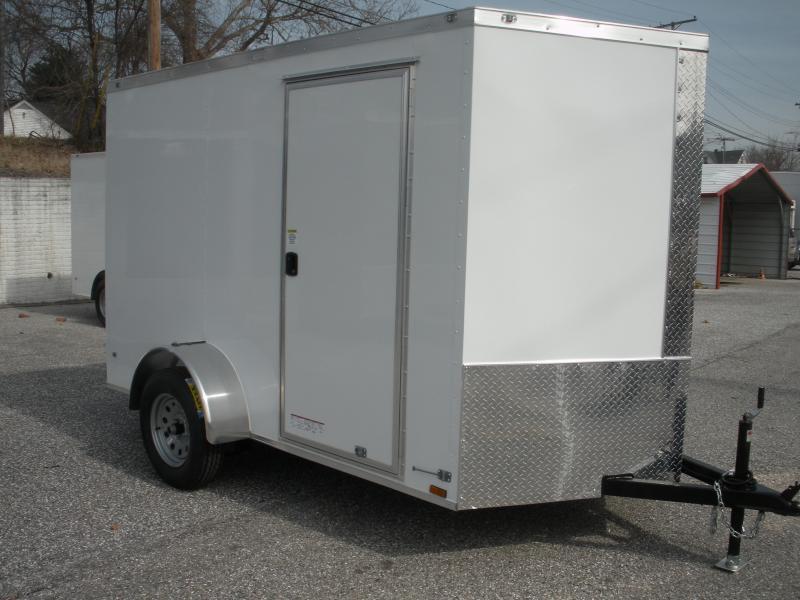2019 Anvil 6' X 10' Enclosed Cargo Trailer in Ashburn, VA