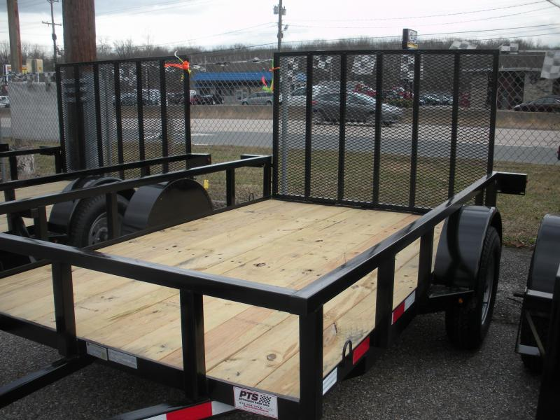 2019 Down 2 Earth Trailers 6X10 Utility Trailer