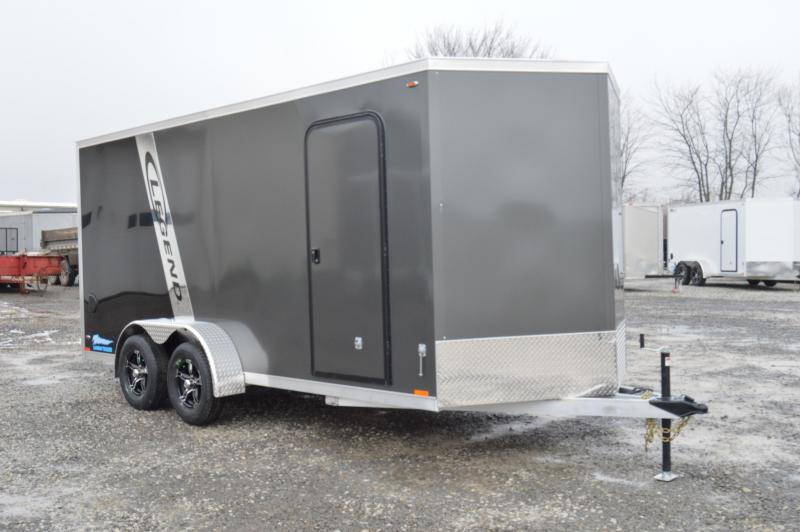 2018 Legend Manufacturing 7X18 THUNDER -Enclosed Cargo Trailer