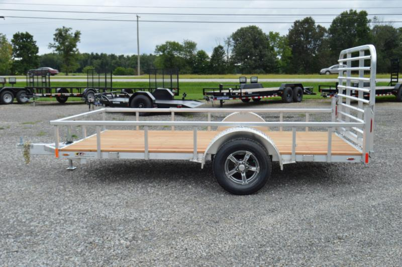 2019 Legend Manufacturing 6X12 Deluxe Utility Trailer in Ashburn, VA