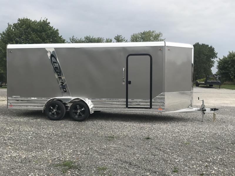2019 Legend Manufacturing 7x21 DVN Enclosed Cargo Trailer