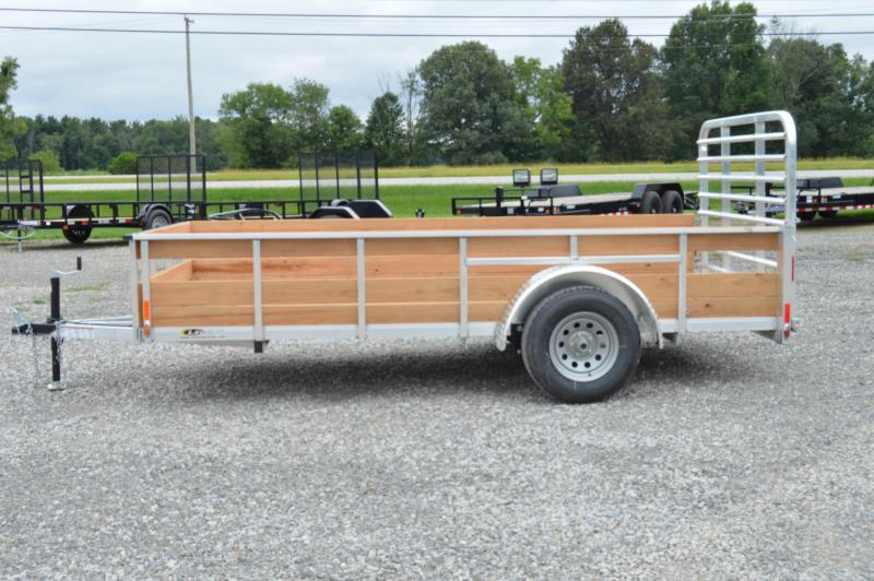2019 Legend Manufacturing 6x12 Utility Trailer in Ashburn, VA