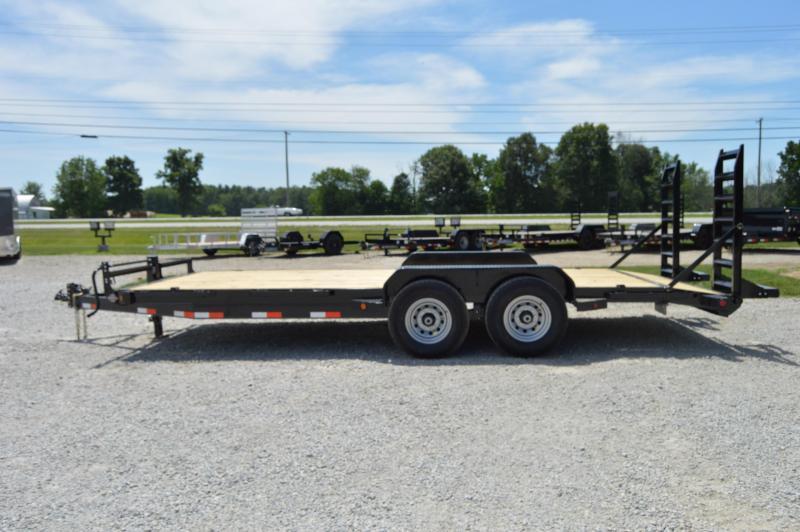 2018 Iron Bull 83x20 Equipment Trailer in Ashburn, VA