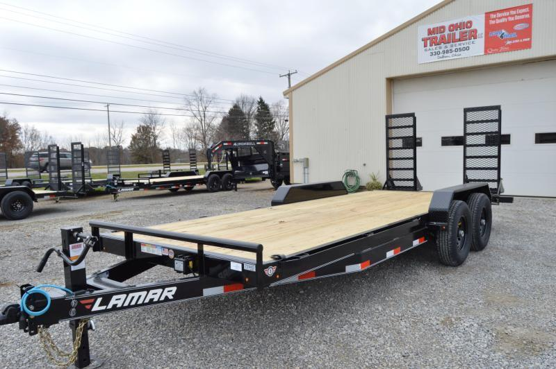 2019 Lamar Trailers 83X20 Equipment Trailer in Ashburn, VA