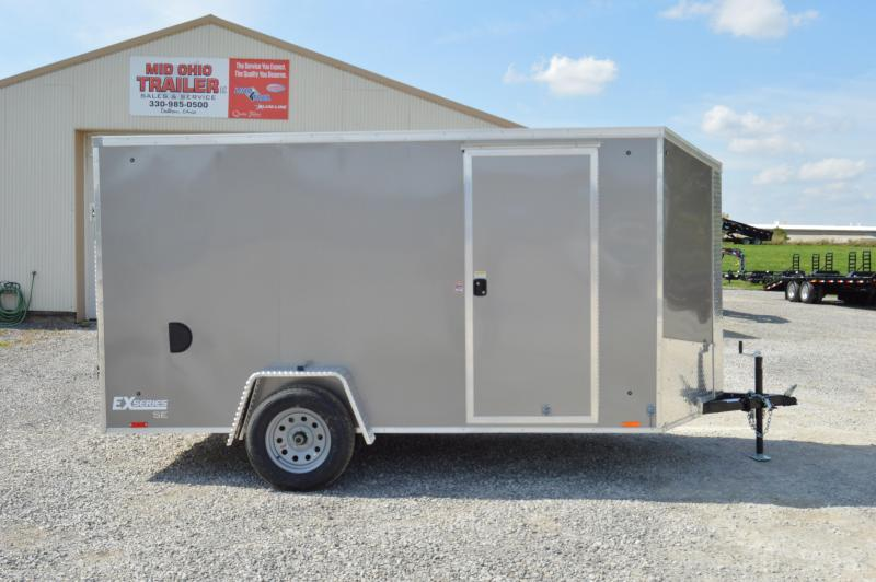 2019 Cargo Express 6X12 LXW SE Enclosed Cargo Trailer in Ashburn, VA