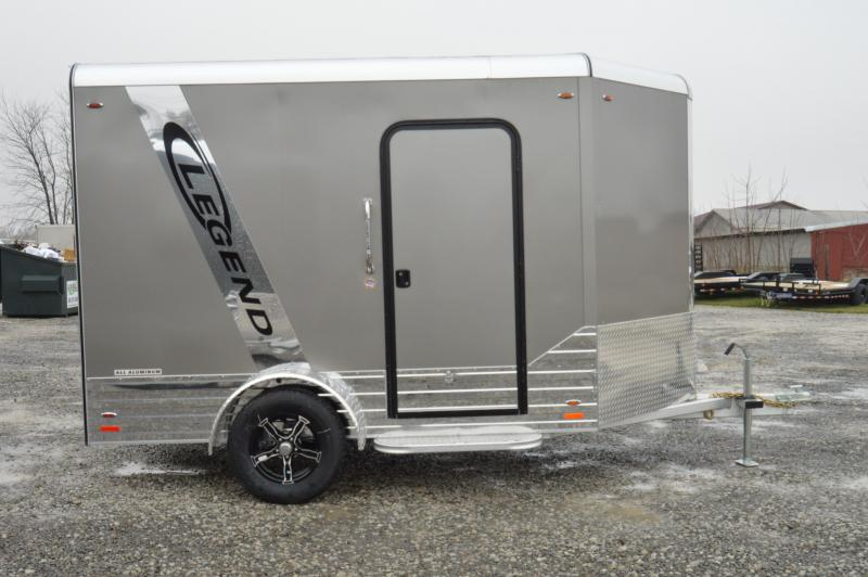 2018 Legend Manufacturing 6X13 DVN- Enclosed Cargo Trailer