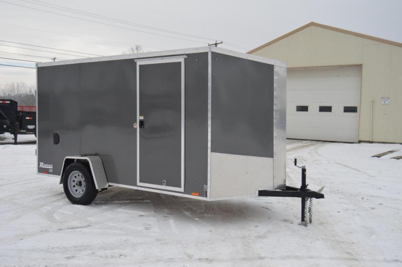 2018 Cargo Express 6X12 XL SE Enclosed Cargo Trailer