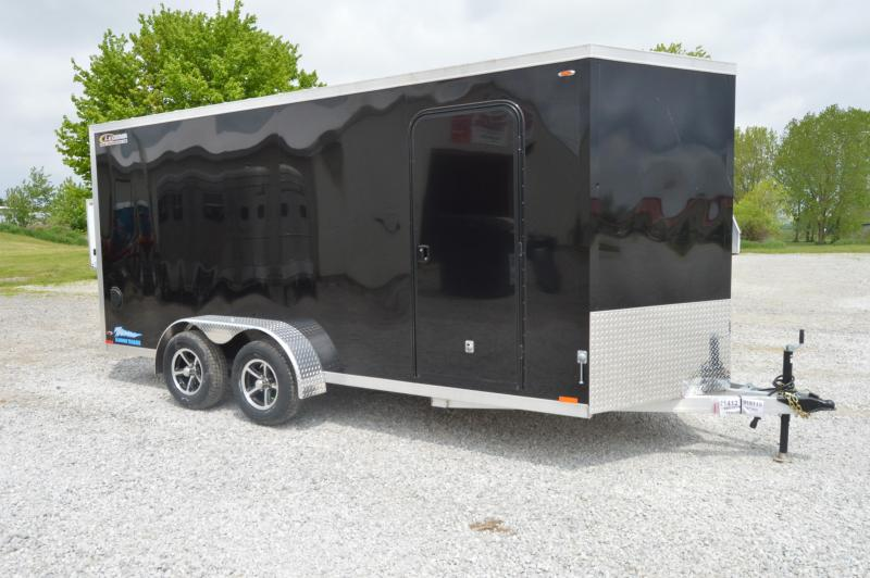 2019 Legend Manufacturing 7X18 TV Enclosed Cargo Trailer