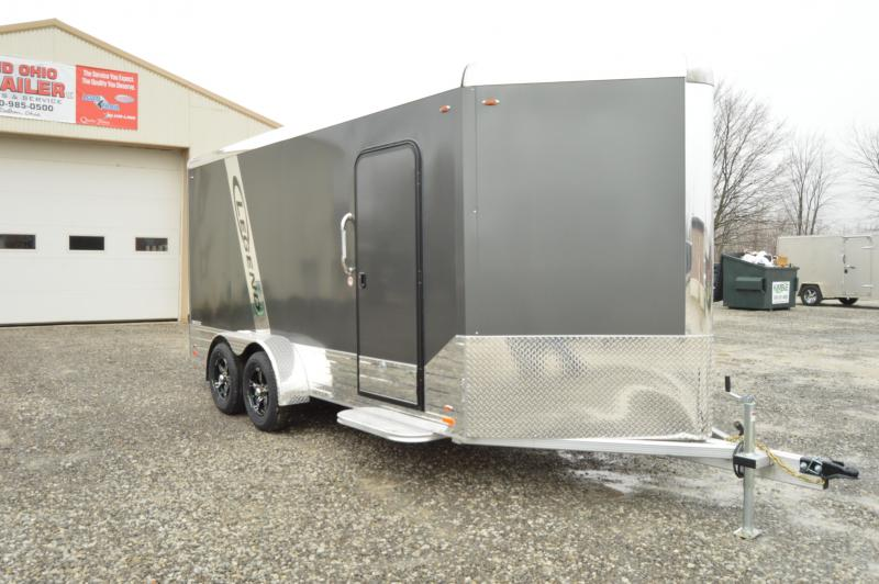2018 Legend Manufacturing 7X19 DELUXE- Enclosed Cargo Trailer