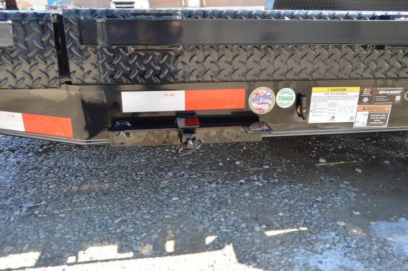 2018 Iron Bull 83X18 Low Pro Tilt Equipment Trailer