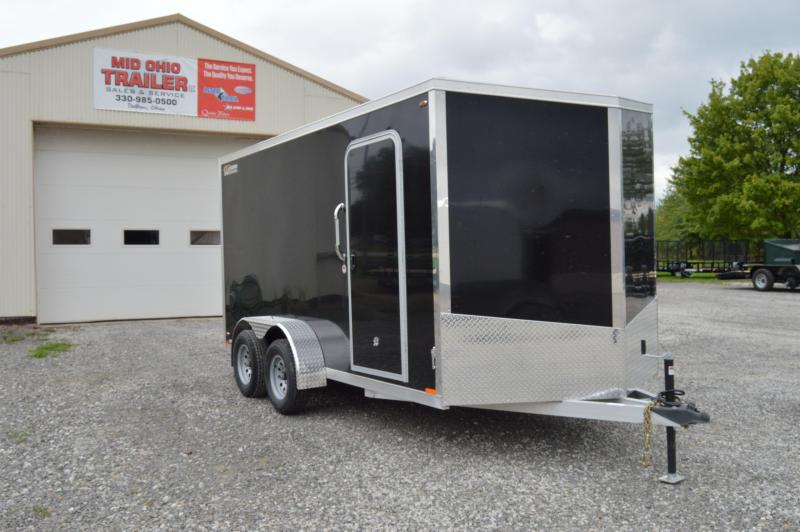 2018 Legend Manufacturing 7X14 Enclosed Cargo Trailer