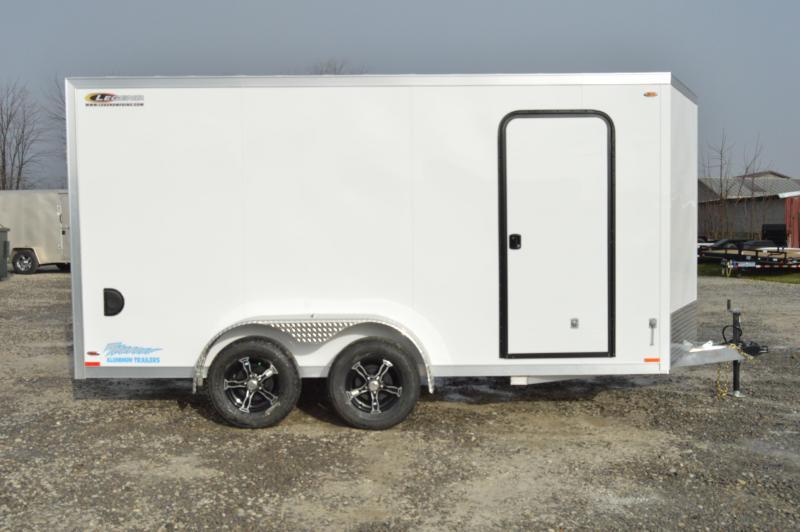 2019 Legend Manufacturing 7X16 Thunder- Enclosed Cargo Trailer in Ashburn, VA