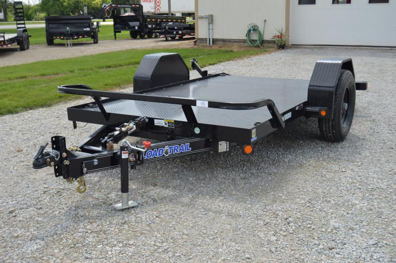2018 Load Trail 77X12 Scissor Equipment Trailer