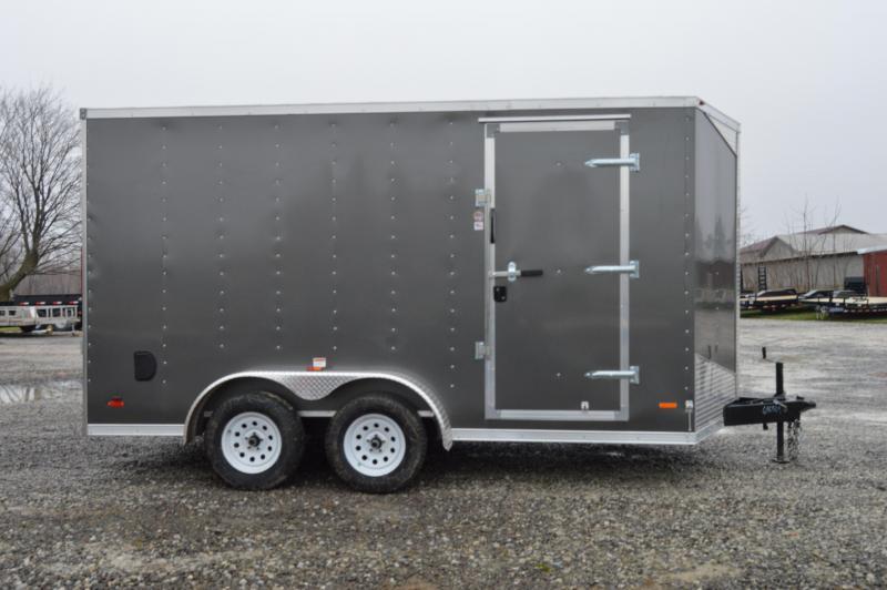 2019 RC Trailers 7X14 Enclosed Cargo Trailer