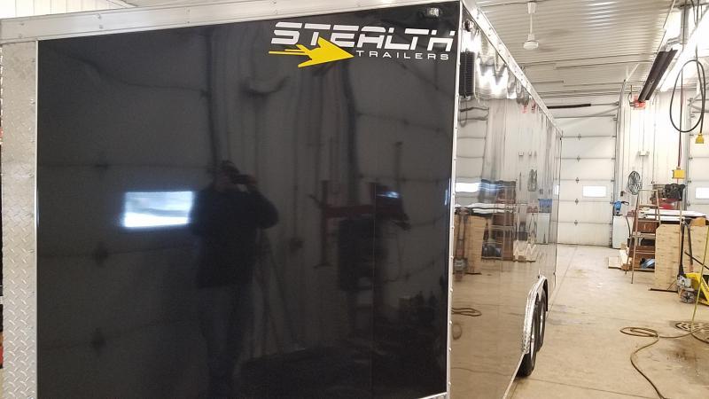 2020 Stealth Elite 8.5x20