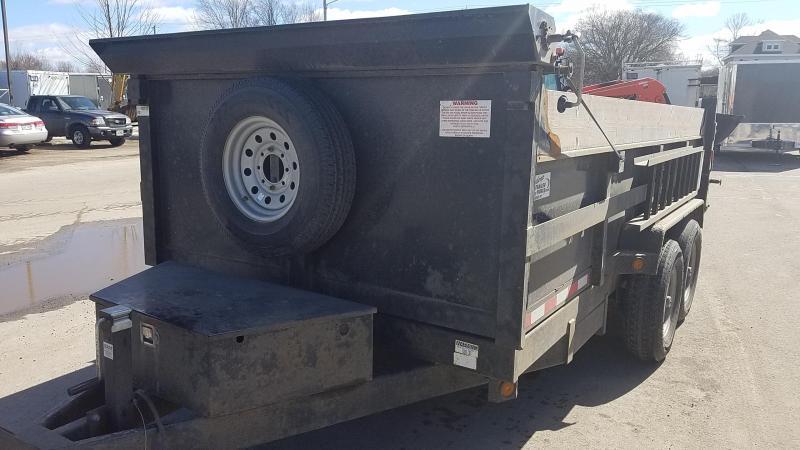2018 Quality Steel 14' Low Pro Dump