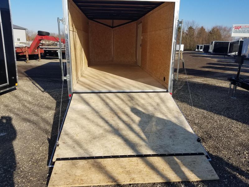 2019 IMPACT ELITE SERIES 7X16 Enclosed Cargo Trailer
